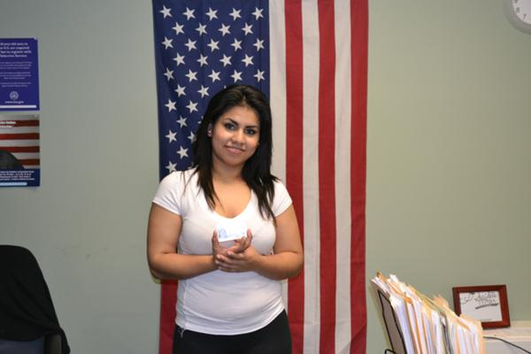 The HIIP program helped this Texas student apply for DACA, which allowed her to receive her driver's license