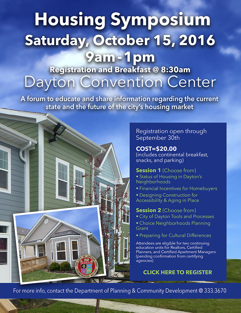 City hosts inaugural Housing Symposium