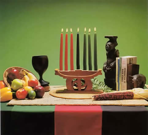 Kwanzaa: African heritage in African-American culture is Dec 26